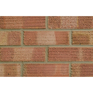 LBC Rustic Facing Brick - Red 65mm