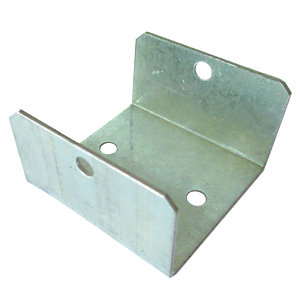 Wickes U Fence Clips - 41 mm