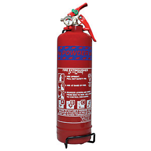 AngelEye Multi-Purpose Fire Extinguisher