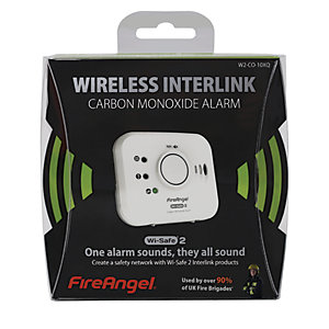 FireAngel Wi-safe 2 Wireless Carbon Monoxide Alarm