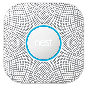 Google Nest Protect 2ND Generation Smoke & Carbon Monoxide Alarm - Battery
