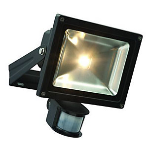 Wickes LED PIR Floodlight - 20W