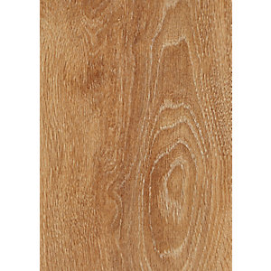 Wickes Aspiran Oak Laminate Sample