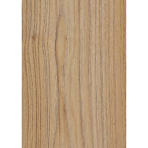 Wickes Lantau Oak Laminate Sample