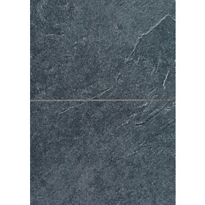 Wickes Mustang Slate Laminate Sample