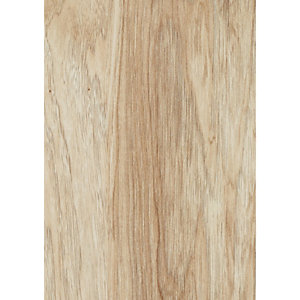 Wickes Natural Hickory Laminate Sample