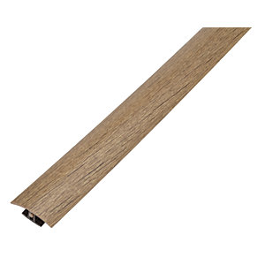 Aspiran Oak Variable Height Threshold Bar - 900mm