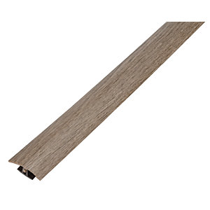 Bergen Oak Variable Height Threshold Bar - 900mm