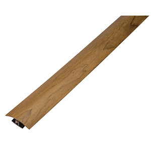 Madera Light Hickory Variable Height Threshold Bar - 900mm