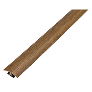 Rockland Hickory Variable Height Threshold Bar - 900mm