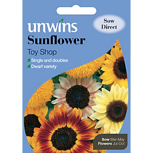 Unwins Toy Shop Sunflower Seeds