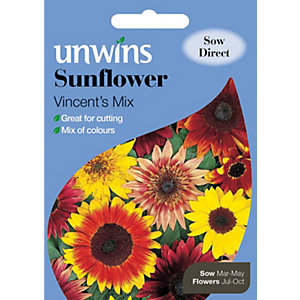 Unwins Vincents Mix Sunflower Seeds
