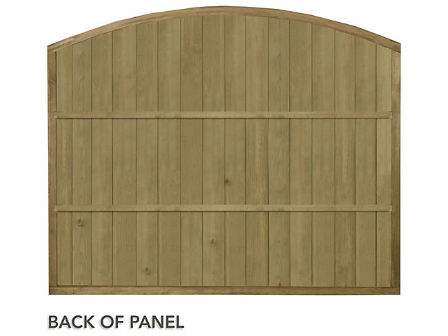Selected Fence Panel Multi Packs