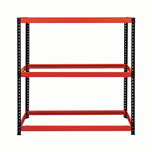 Rb Boss Tyre Rack 3 Shelves - 1000 x 1180 x 450mm 200kg Udl