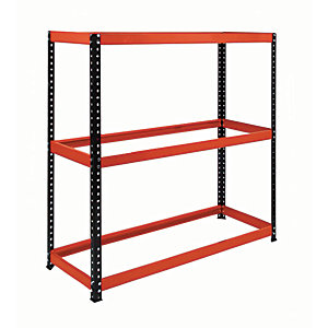 Rb Boss Tyre Rack 3 Shelves - 900 x 1180 x 450mm 200kg Udl