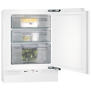 AEG Integrated Under Counter Freezer ABE6821VNF