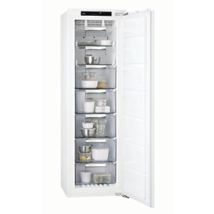 AEG Integrated Upright Freezer ABK8182VNC