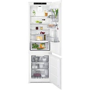 AEG 70:30 Fridge Freezer SCE81928TS