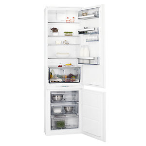 AEG 70:30 Integrated Fridge Freezer SCE8191VTS
