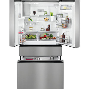 AEG Side by Side Fridge Freezer RMB96716CX