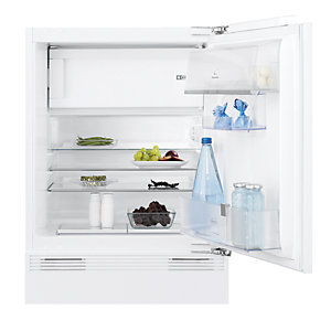 Electrolux Integrated Under Counter Fridge Freezer ERY1201FOV