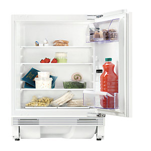 Zanussi Integrated Under Counter Fridge ZQA14030DV