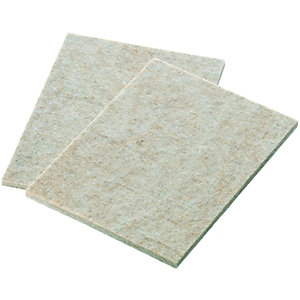 Wickes Heavy Duty Self-Adhesive Felt Pads - Pack of 2