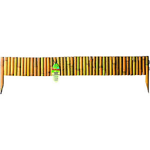 Wickes Bamboo Border Edging - 200 x 1200 mm