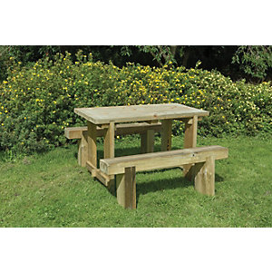garden furniture picnic tables benches. Black Bedroom Furniture Sets. Home Design Ideas