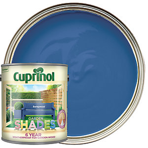 Cuprinol Garden Shades Matt Wood Treatment - Barleywood 2.5L