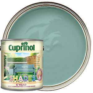 Cuprinol Garden Shades Matt Wood Treatment - Seagrass 2.5L