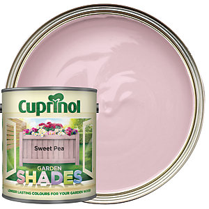 Cuprinol Garden Shades Matt Wood Treatment - Sweet Pea 1L