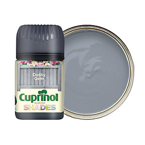 Cuprinol Garden Shades Matt Wood Treatment Tester Pot - Dusky Gem 50ml