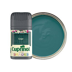 Cuprinol Garden Shades Matt Wood Treatment Tester Pot - Sage 50ml