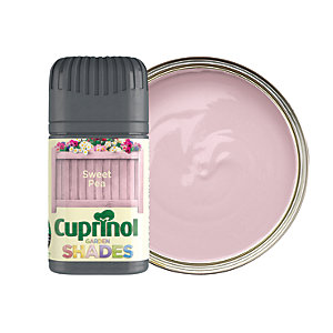 Cuprinol Garden Shades Wood Treatment Tester Pot - Sweet Pea 50ml