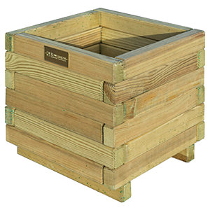 Rowlinson Timber Planter 34L