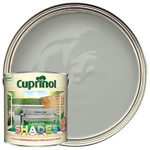 Cuprinol Garden Shades Matt Wood Treatment - Pebble Trail 2.5L