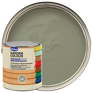 Wickes Garden Colour Matt Wood Treatment - Herb Garden 2.5L