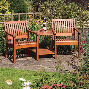 Willington Companion Seat for Two