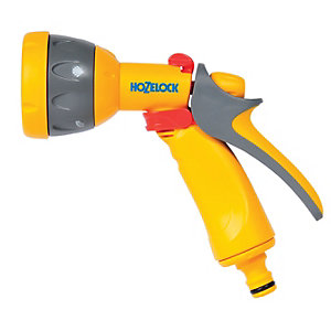 Hozelock Garden Hose Pipe Multi Spray Gun
