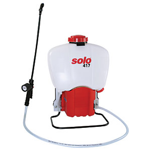 Solo 417 Electric Backpck Sprayer - 27L