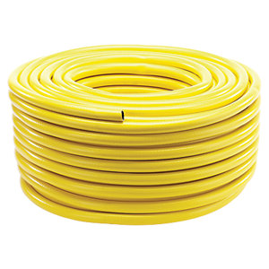 Wickes Heavy Duty Garden Hose Pipe - 50m