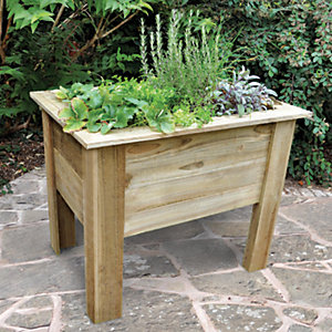 Forest Garden Deep Root Planter - 800mm x 1m