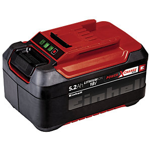 Einhell Power X-Change Plus 18V 5.2Ah Battery
