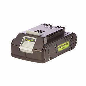 Greenworks Sanyo 24V 2Ah Battery