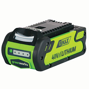 Greenworks Sanyo 40V 2AH Battery