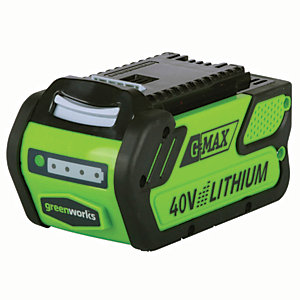 Greenworks Sanyo 40V 4AH Battery