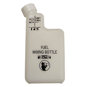 Handy 2 Stroke Fuel Mixing Bottle - 1L
