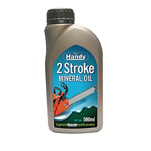 The Handy 2 Stroke Mineral Oil - 500ml