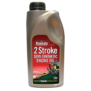 The Handy 2 Stroke Semi-Synthetic Engine Oil - 1L
